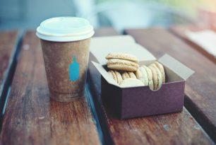 Pastry macaroon tiramisu suga