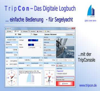 Tripcon-elekt. Logbuch
